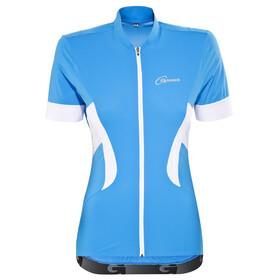 Gonso Febe Kortærmet cykeltrøje Damer blå